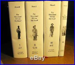 Rare CIVIL War Books Grady Howell, For Dixie Land. Mississippi Confederates