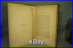 Rare antique old book Memoirs of Service Civil War Confederate soldier 1910