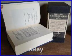 Rise and Fall of the Confederate Government Jefferson Davis Civil War 1958 HB