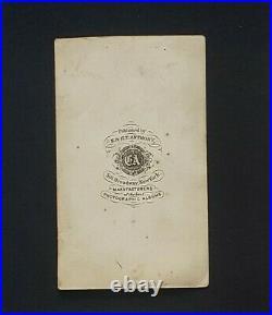 Robert E Lee, Civil War, Confederate General, Original CDV, by E & H. T. Anthony