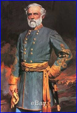 Robert E. Lee Confederate States Army American Civil War Son of Henry Lee III