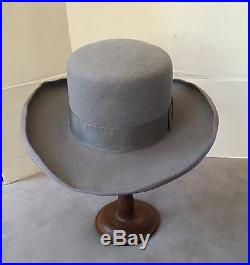 Robert E Lee Style Civil War Confederate Officer Slouch Hat Custom Made In USA