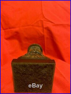 Ron Tunison Confederate Stonewall Jackson Civil War Cold Cast Bronze Bust