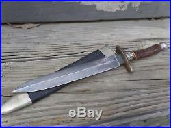 South Carolina Civil War Confederate States Army Bowie Knife sword buckle