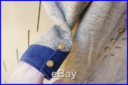 South Carolina Civil War Era Jacket Sack Coat Uniform Confederate Reenactment