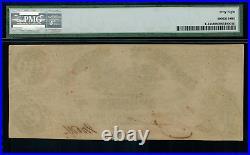 T-13 $100 1861 Confederate Currency CSA Civil War Graded PMG 58