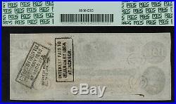 T-41 / PF-25 $100 1862 Confederate Currency CSA Civil War Graded PCGS 65PPQ