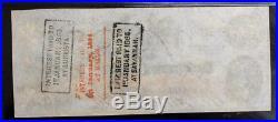 T41 $100 1862 Confederate States of America Note CIVIL WAR CSA PMG Ch. CU 63 PF-6
