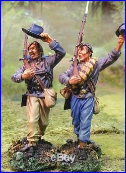 The Collectors Showcase CIVIL War Confederate Cs00535 No. 1 Csa Waving Mib