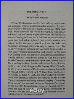The Southern Bivouac Complete Set Brand New Confederate Magazine Reprint