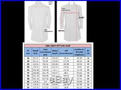 US Civil War Confederate Frock Coat-All Sizes