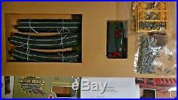 Vintage Bachmann HO Civil War The Rebel Confederate Train Set #00630 NRFB
