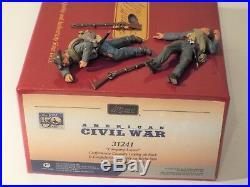 W Britain 31241 American Civil War Company Losses Confederate Casualties