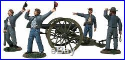 W. Britain Civil War We Hit Em Boys! Confederate 10 Pound Parrott 31264 ACW